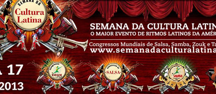 CONGRESSO MUNDIAL DA SALSA E OUTROS RITMOS!!!