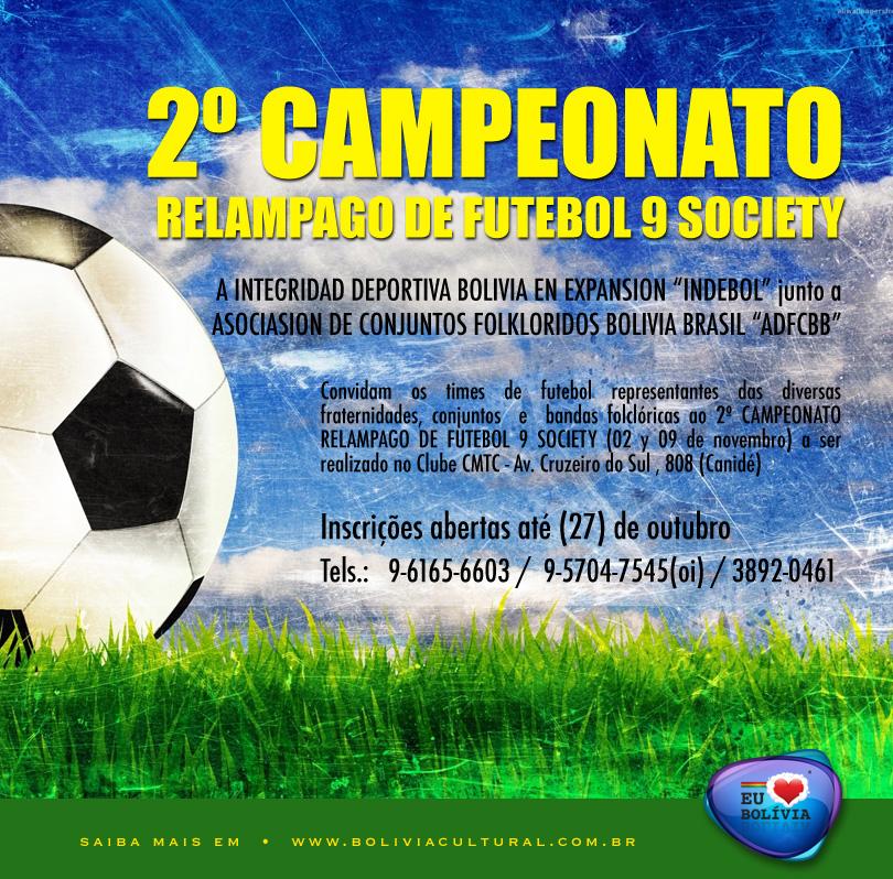 2 campeonato boliviano futbol