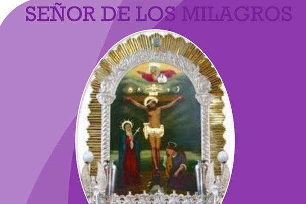 Homenagem ao Senhor dos Milagres no Bairro Perdizes.