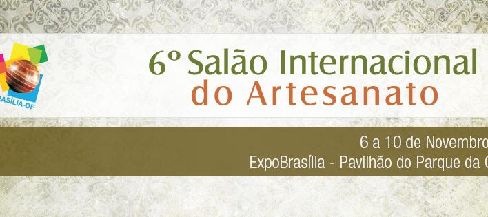 SALÃO INTERNACIONAL DO ARTESANATO