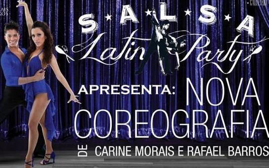 Salsa Latin Parti