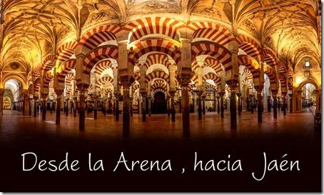 """Espetáculo Flamenco """"Desde la Arena, hacia Jaén"""""""