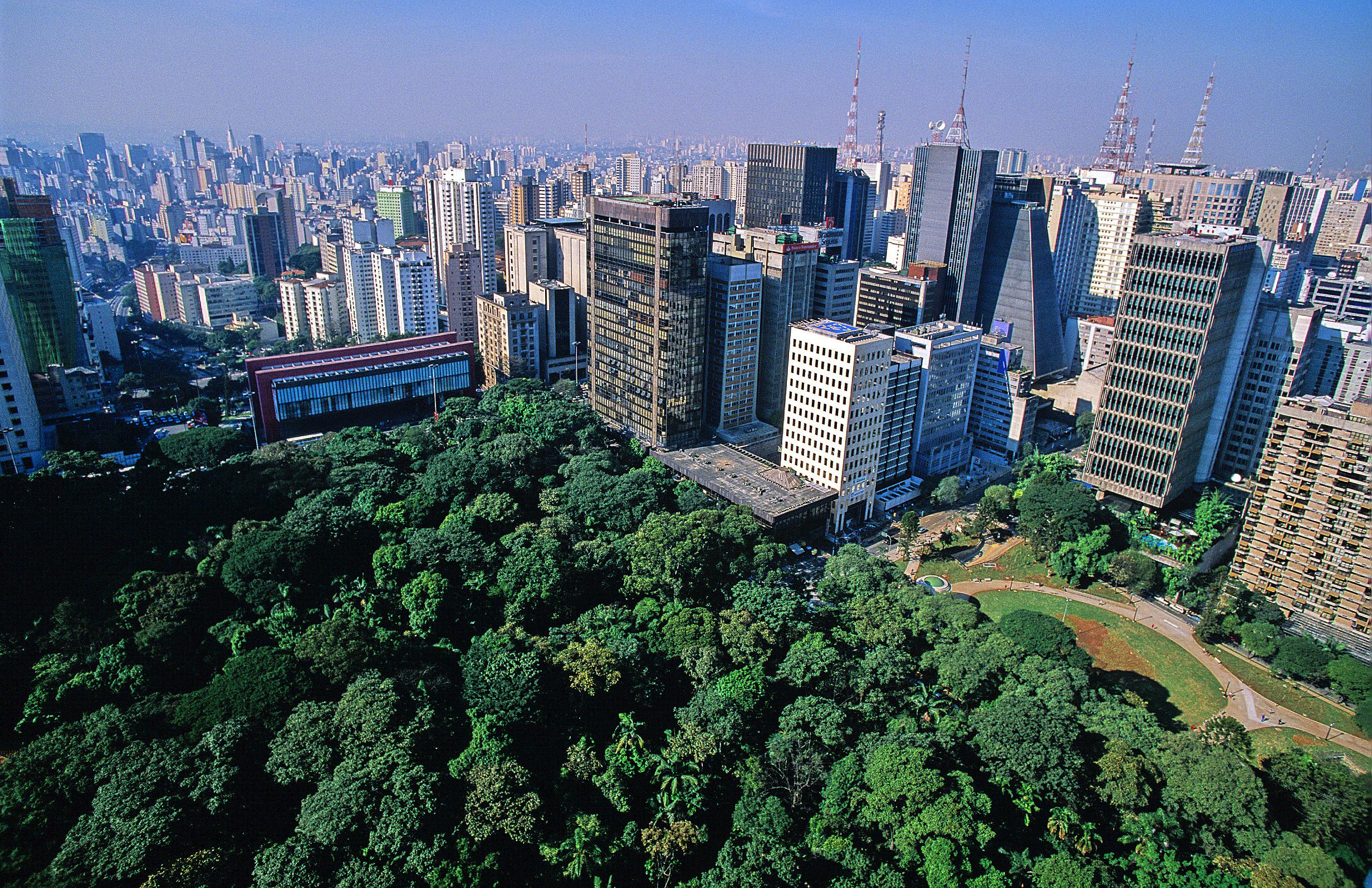 Avenida Paulista/MASP