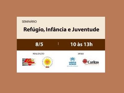 """SEMINÁRIO """"REFÚGIO, INFÂNCIA E JUVENTUDE"""" PROMOVIDO PELA ESCOLA PAULISTA DA MAGISTRATURA DO TRIBUNAL DE JUSTIÇA DE SP ACONTECE NO 08/05/2014."""