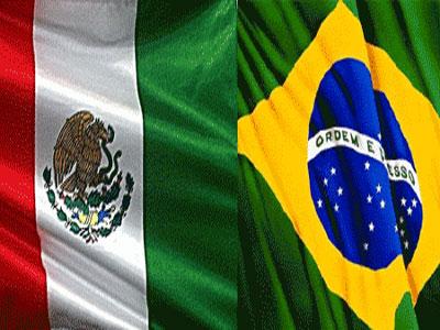 MOSTRA: BRASIL E MÉXICO A TRAVÉS DE SUAS BANDEIRAS E HISTORIAS – ATÉ 26/06/14