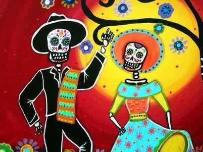 MÉXICO EM SP: OFERENDAS E FESTAS AO DIA DOS MORTOS – DE 30/10/14 ATÉ  02/11/14