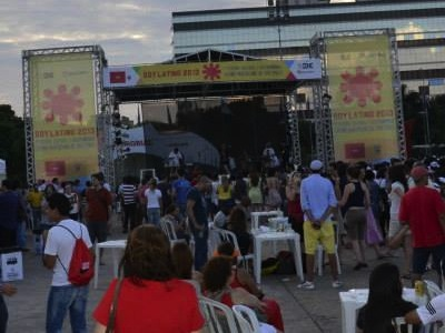 2ª EDIÇÃO DO FESTIVAL SOY LATINO: 18/10/2014