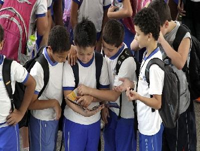 MAIS DE 8,5 MIL ESTUDANTES MATRICULADOS EM SÃO PAULO SÃO ESTRANGEIROS