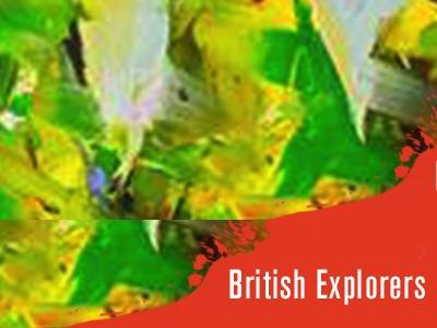 """""""BRITISH EXPLORERS"""": ARTE BRITÂNICA CONTEMPORÂNEA – ATÉ 22/02/2015"""