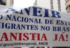 PROJETO DE ANISTIA PARA ESTRANGEIROS FOI ARQUIVADO PELO CONGRESSO