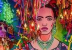 EXPOSIÇÃO DA ARTISTA MEXICANA SURREALISTA FRIDA KAHLO: ATÉ 10/01/2016