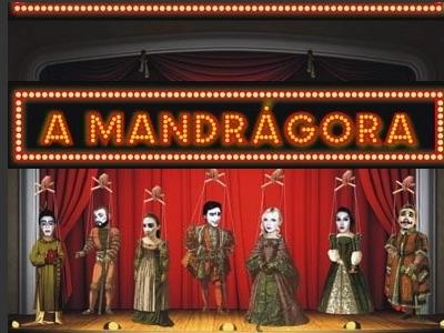 """PEÇA """"A MANDRÁGORA"""" DO ITALIANO MAQUIAVEL: ATÉ 01/11/2015"""