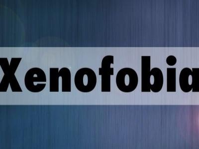 SE INICIOU CAMPANHA CONTRA A XENOFOBIA NO BRASIL