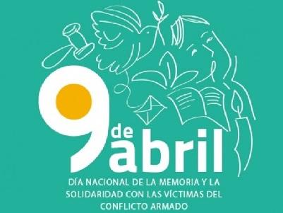 """CONSULADO COLOMBIANO CONVIDA A """"DIA NACIONAL DAS VÍTIMAS"""": 09/04/2016"""