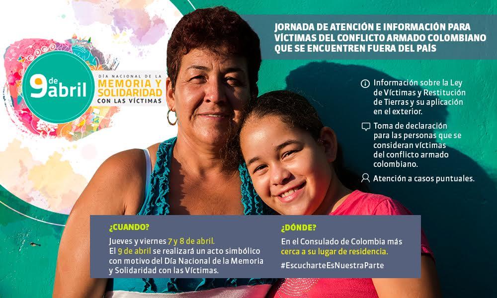 DIA NACIONAL VÍCTIMAS COLOMBIA