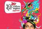 20ª EDIÇÃO DO CULTURA INGLESA FESTIVAL: DE 26/05 ATÉ 12/06/16