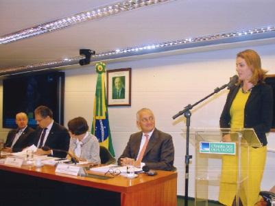 PARLAMENTARES DO BRASIL E ITÁLIA TRATAM RELAÇÃO DE AMBOS PAÍSES