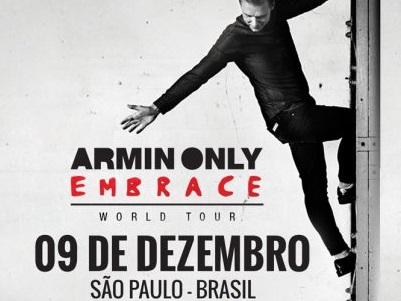 SHOW DO HOLANDÊS ARMIN VAN BUUREN, MELHOR DJ DO MUNDO: 09/12/2016