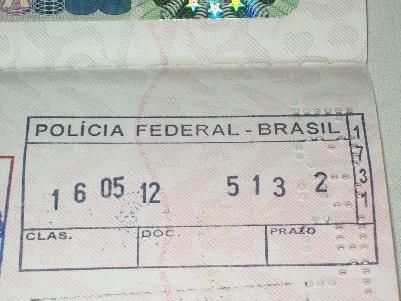 BRASIL ESTUDA RETIRADA DE VISTO DE TURISTA PARA DETERMINADOS ESTRANGEIROS