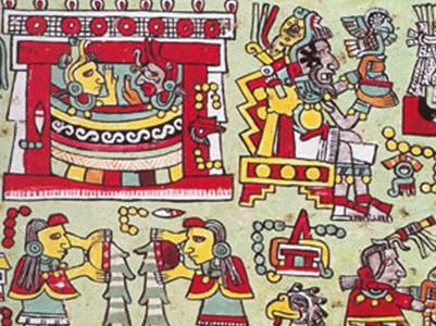 CÓDICES MEXICANOS: IMAGENS E ESCRITURA: ATÉ 30/07/2017
