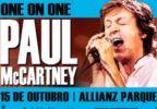 PAUL MCCARTNEY EM SÃO PAULO: 15/10/2017