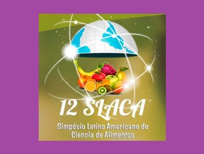 12º SIMPÓSIO LATINO AMERICANO DE CIÊNCIA DE ALIMENTOS: DE 04 À 07/11/17