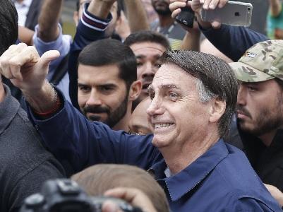BOLSONARO: BRASIL ABERTO AO COMERCIO COM ESTRANGEIROS