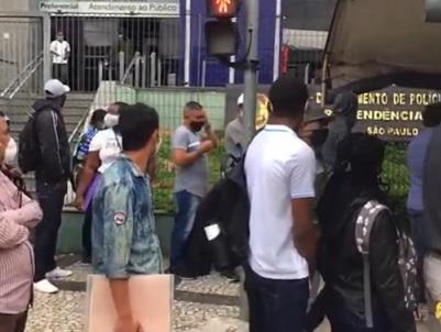 ATENÇÃO PARA ESTRANGEIROS PF DE SÃO PAULO: FASE VERMELHA CORONAVÍRUS!